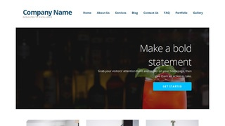 Ascension Food and Drink WordPress Theme