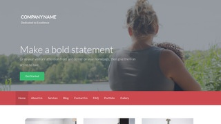 Activation Foster Care WordPress Theme