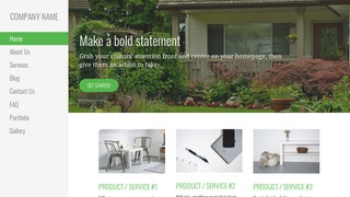 Escapade Gardener WordPress Theme