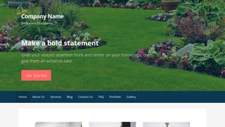 Primer Gardener WordPress Theme