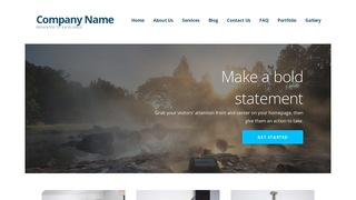 Ascension Geologists WordPress Theme