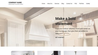 Mins Granite Supplier WordPress Theme