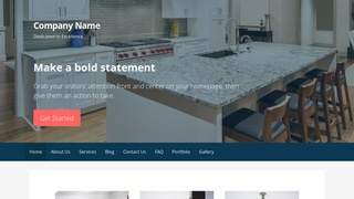 Primer Granite Supplier WordPress Theme