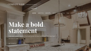 Velux Granite Supplier WordPress Theme