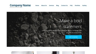 Ascension Gravel WordPress Theme