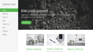 Escapade Gravel WordPress Theme