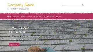 Scribbles Gutter Cleaning Service WordPress Theme