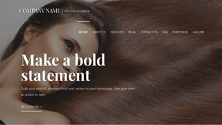 Velux Hair Extensions WordPress Theme
