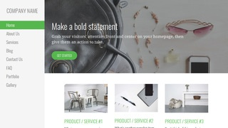 Escapade Handbags WordPress Theme