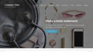 Lyrical Handbags WordPress Theme