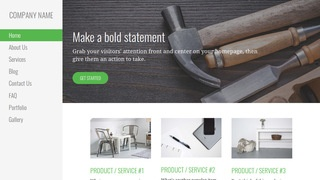 Escapade Hardware Store WordPress Theme