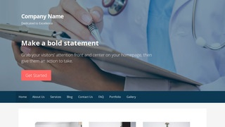 Primer Health and Medical WordPress Theme