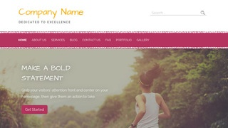 Scribbles Health Club WordPress Theme
