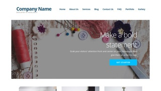 Ascension Hobby Shop WordPress Theme