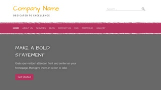 Scribbles Hobby Shop WordPress Theme