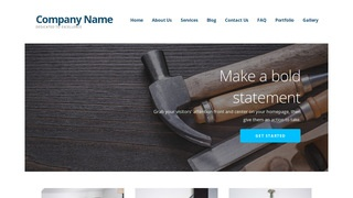 Ascension Home Inspector WordPress Theme