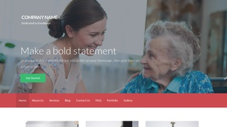 Activation Home Health Care WordPress Theme