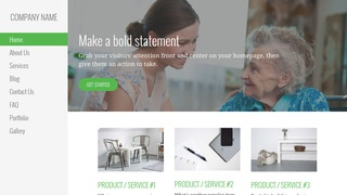 Escapade Home Health Care WordPress Theme