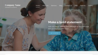 Lyrical Home Health Care WordPress Theme