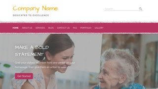 Scribbles Home Health Care WordPress Theme