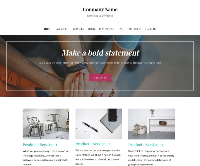 Uptown Style Homeless Shelter WordPress Theme