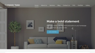 Lyrical Home Service WordPress Theme