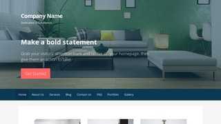 Primer Home Staging WordPress Theme