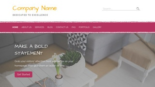 Scribbles Housewares and Home Goods WordPress Theme