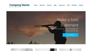 Ascension Hunting and Fishing Store WordPress Theme
