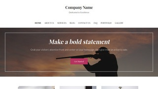 Uptown Style Hunting and Fishing Store WordPress Theme