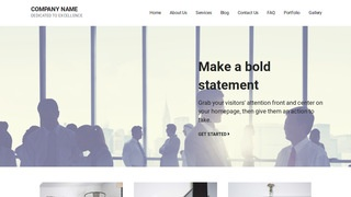 Mins Importer WordPress Theme