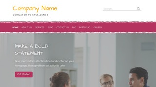 Scribbles International Trade Consultant WordPress Theme
