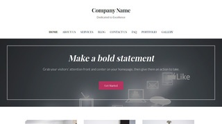 Uptown Style IT Services WordPress Theme