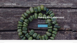 Lyrical Jewelry Designer WordPress Theme