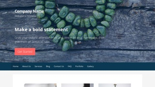 Primer Jewelry Designer WordPress Theme