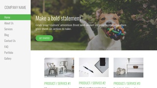 Escapade Kennel WordPress Theme