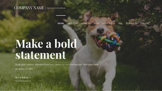Velux Kennel WordPress Theme