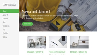 Escapade Kitchen Remodeling WordPress Theme