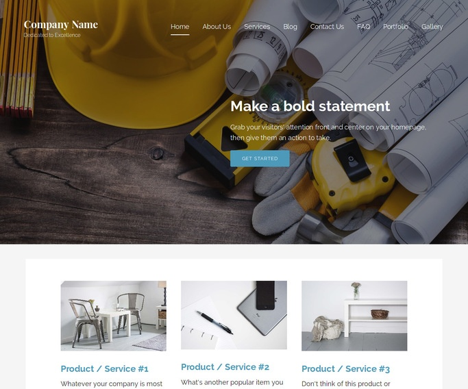 Lyrical Kitchen Remodeling WordPress Theme
