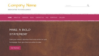 Scribbles Leather Wholesaler WordPress Theme
