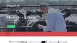 Activation Livestock Dealer WordPress Theme
