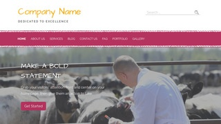 Scribbles Livestock Dealer WordPress Theme