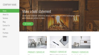 Escapade Lodge WordPress Theme