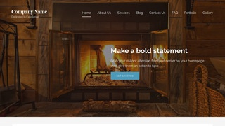Lyrical Lodge WordPress Theme