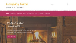 Scribbles Lodge WordPress Theme