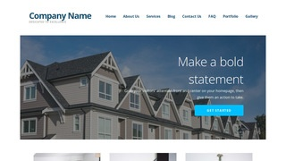 Ascension Manufactured and Mobile Homes WordPress Theme