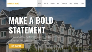Stout Manufactured and Mobile Homes WordPress Theme