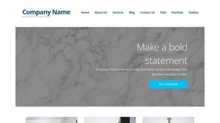 Ascension Marble WordPress Theme