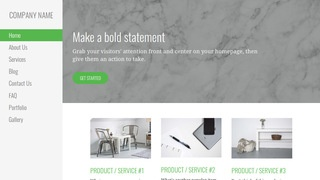 Escapade Marble WordPress Theme