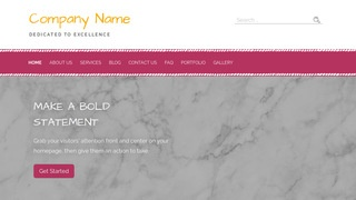 Scribbles Marble WordPress Theme